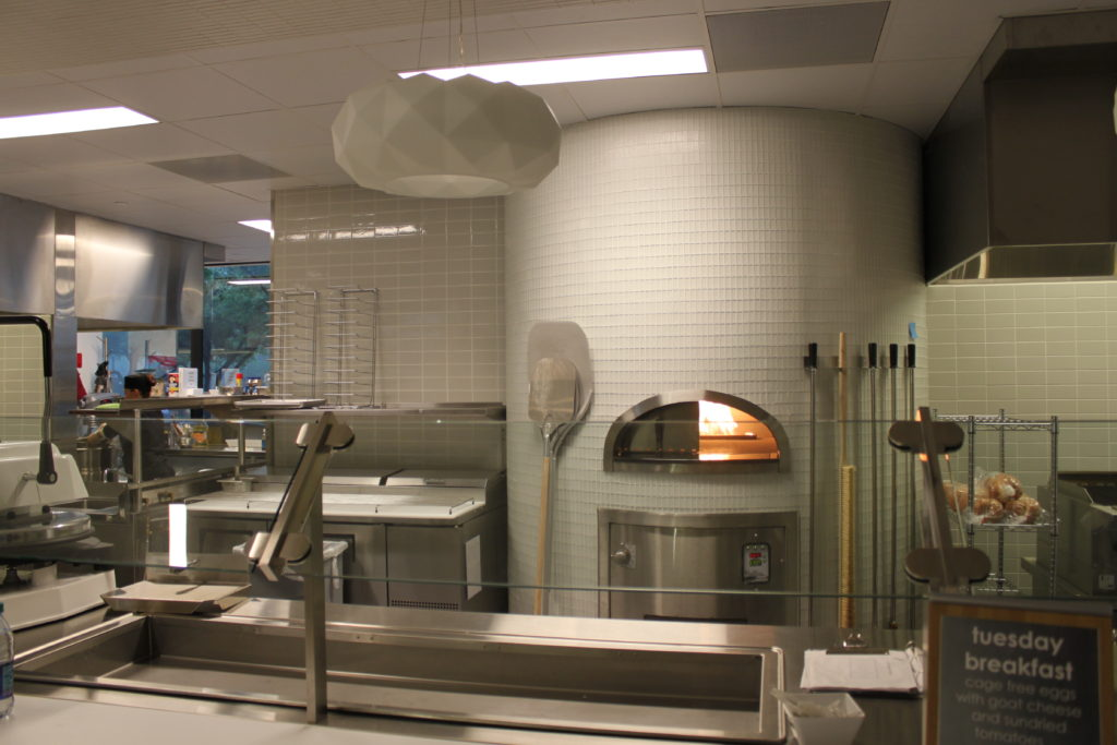 Nabors Cafe Pizza Oven